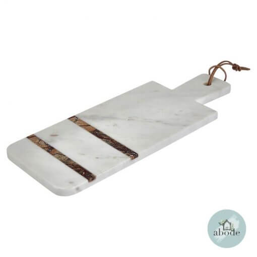 White Forest Marble Board