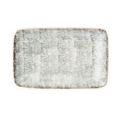 Natasha Grey Plate