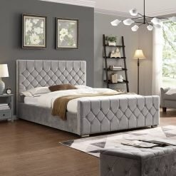 Galway Fabric Bed Frame
