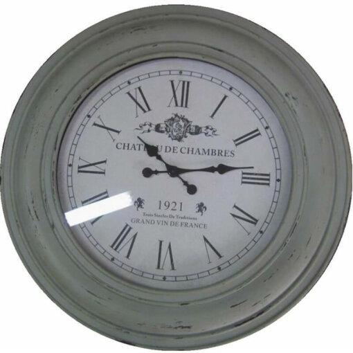Chateau de Chambers Wall Clock