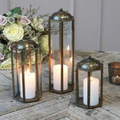 Lantern with Pattern Small