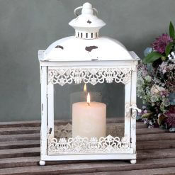 Antique French Candle Lantern