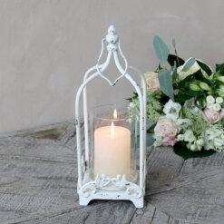 Single Antique Candle Lantern