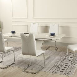 Vicenza 1.6M Extension Table