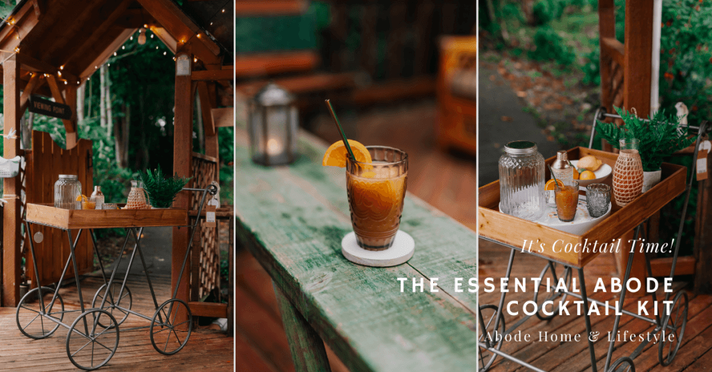 The Essential Abode Cocktail Kit
