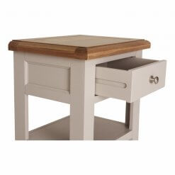 Victor Lamp Table 1 Drawer