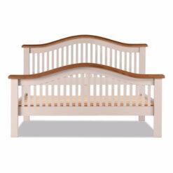 Victor 5ft Curved Bed Frame