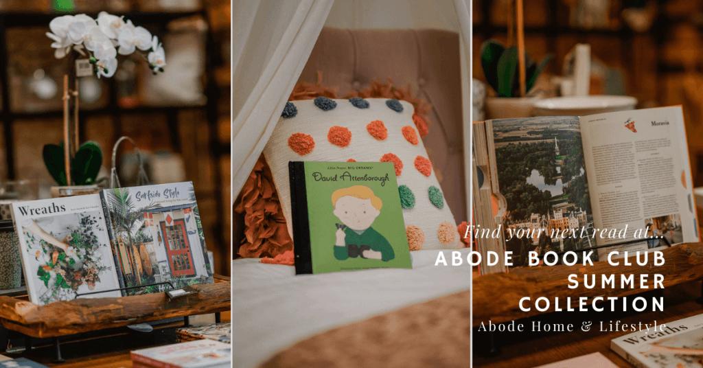 Abode Book Club - Summer Book Collection